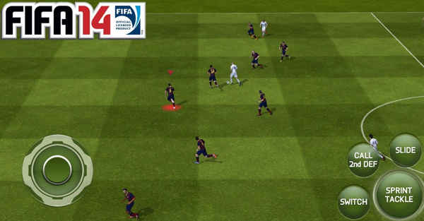 Descargar FIFA 14 Apk