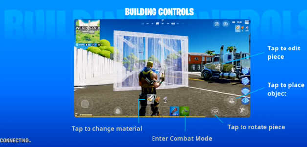 Fortnite Apk English save the world