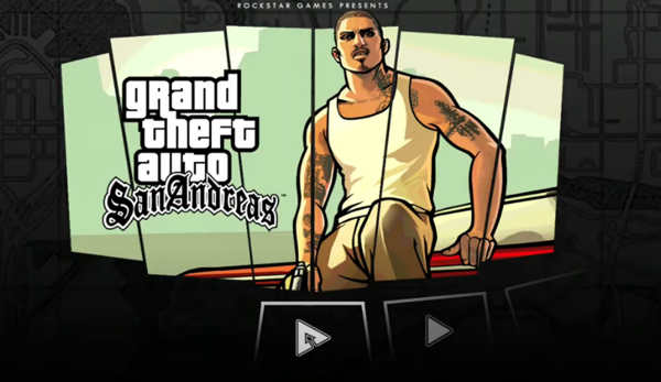 Original GTA San Andreas für Android