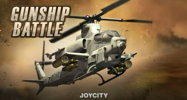 Instalar GUNSHIP BATTLE Helicopter 3D