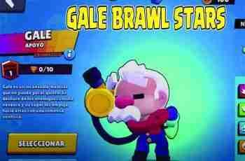 Gale Brawl Stars juego