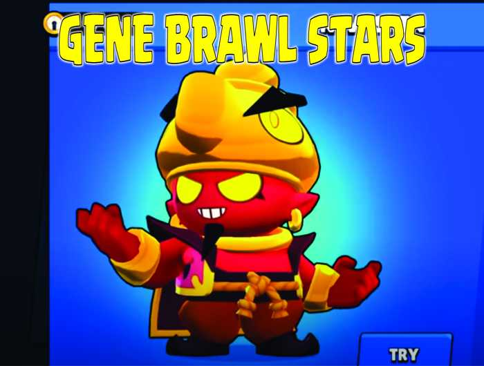 Gene Brawl Stars inicio