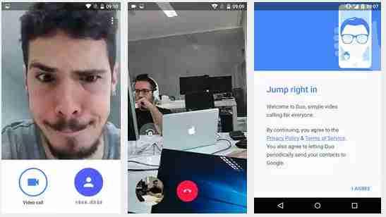 Descargar Google Duo Apk