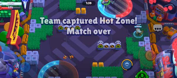 estrategia para Hot Zone Brawl Stars