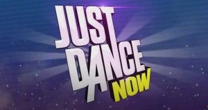 Just Dance Now APK inicio