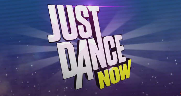 Just Dance Now APK inicio
