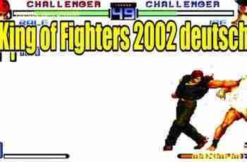 King of Fighters 2002 deutsch pc