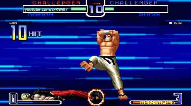 King of Fighters 2002 deutsch ios