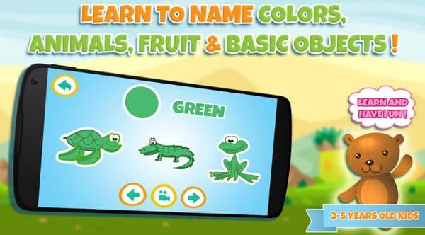 Learning colors for toddlers Apk iOS