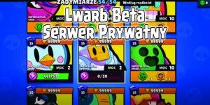 Lwarb Beta Serwer Prywatny brawlers