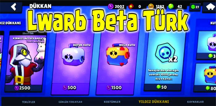 Lwarb Beta Türk android