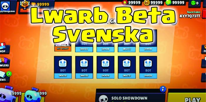 Lwarb Beta svenska hack