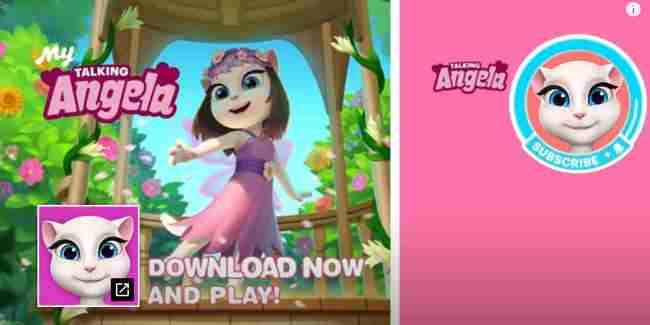 download MY TALKING ANgela English
