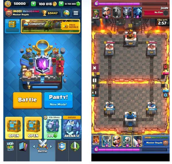 Master Royale Deutsch android