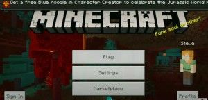 Minecraft apk deutsch PC