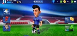 Mini Football Mod Apk ios