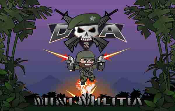 Instalar Mini Militia Apk