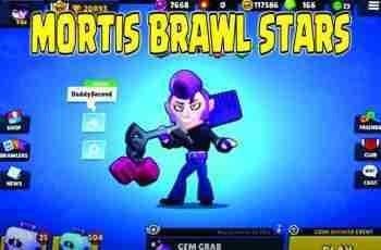 Mortis Brawl Stars portada