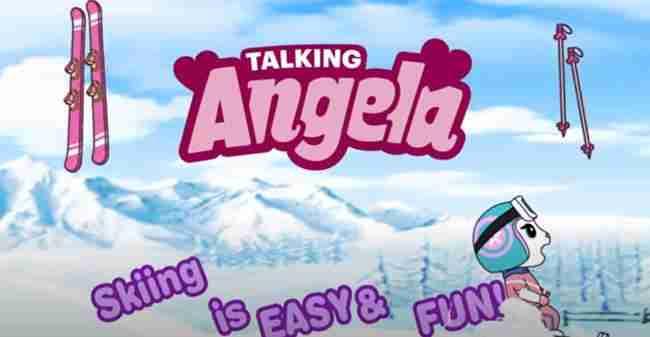download My Talking Angela deutsch