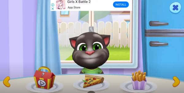My Talking Tom Friends Apk android
