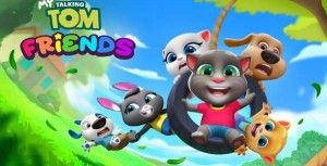 Descargar My Talking Tom Friends Apk