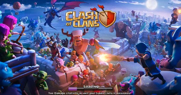 Downloaded Null's Clash of Clans Nederlands