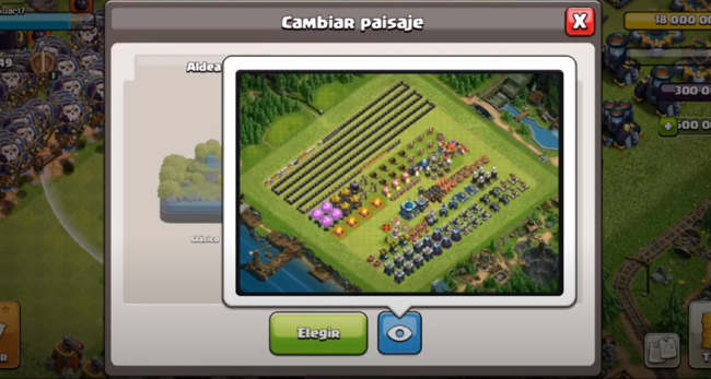 Null's Clash of Clans Polski android