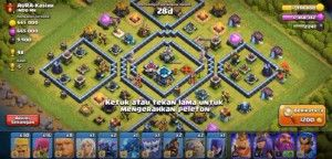 Null's Clash of Clans in Deutsch android