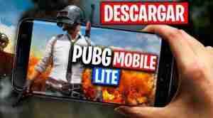 Instalar PUBG Mobile Lite Apk