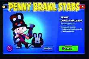 Penny Brawl Stars inicio