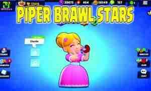 Piper Brawl Stars android