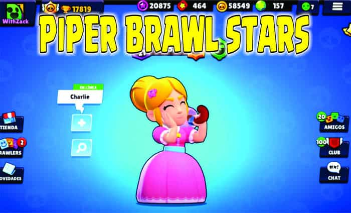 Piper Brawl Stars android