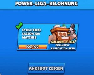 Power League Brawl Stars android