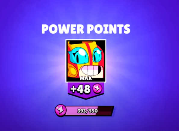 ganar Power Points Brawl Stars