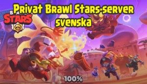 Privat Brawl Stars-server svenska default