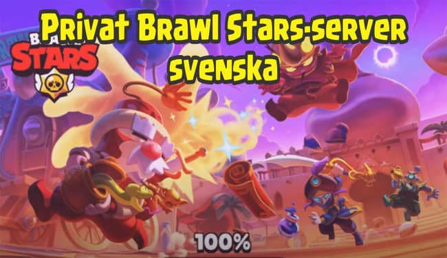 Privat Brawl Stars-server svenska default