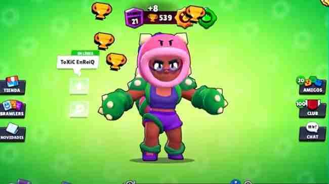 Rosa Brawl Stars android