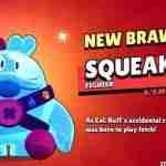 Squeak Brawl Stars android