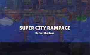 Estadisticas de Super City Rampage Brawl Stars