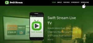 Instalar Swift Streamz Apk
