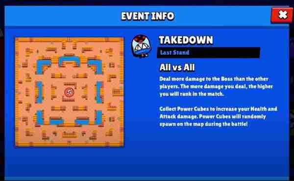 Consejos para Takedown Brawl Stars