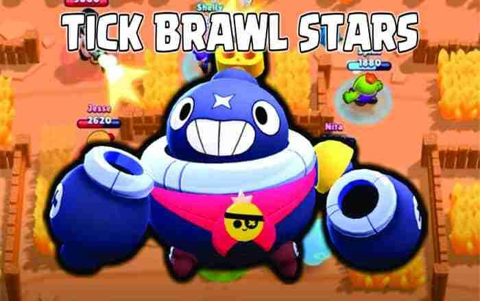 Tick Brawl Stars imagen