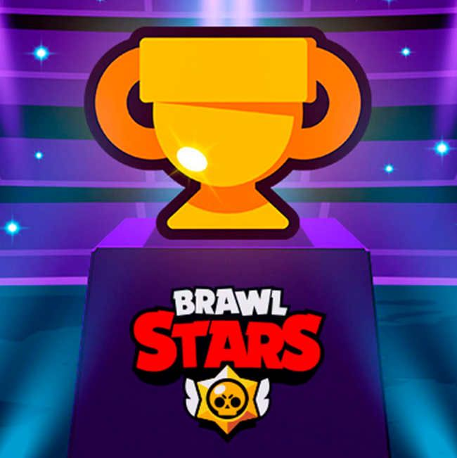 logo Trofeos Brawl Stars