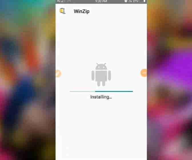 WINZIP APK ROMâNă android