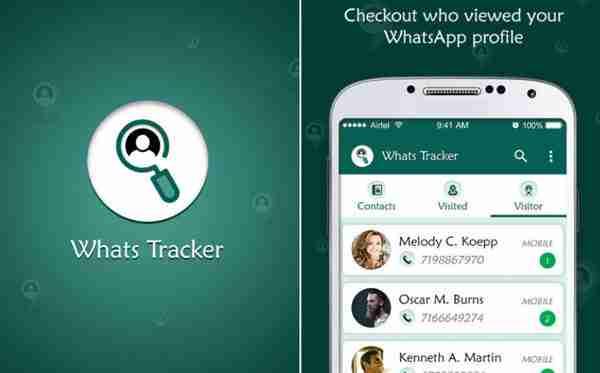 Descargar Whats Tracker Apk