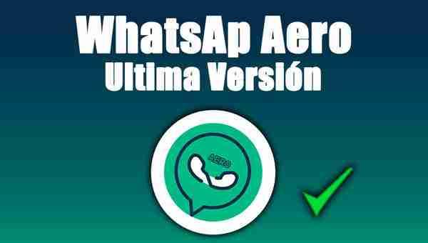 Instalar WhatsApp Aero Apk