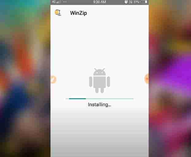 WinZip APK Dutch android