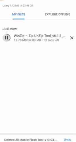 pobierz WinZip APK Polski