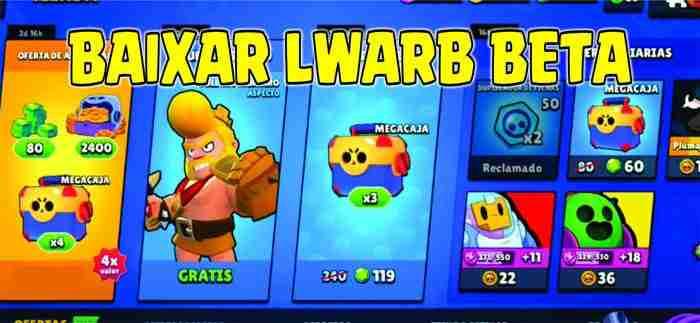 baixar lwarb beta cajas