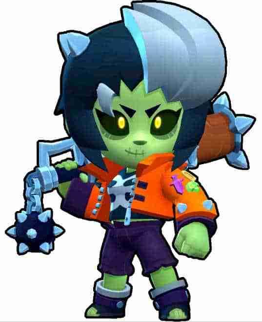 Descargar bibi brawl stars zombibi